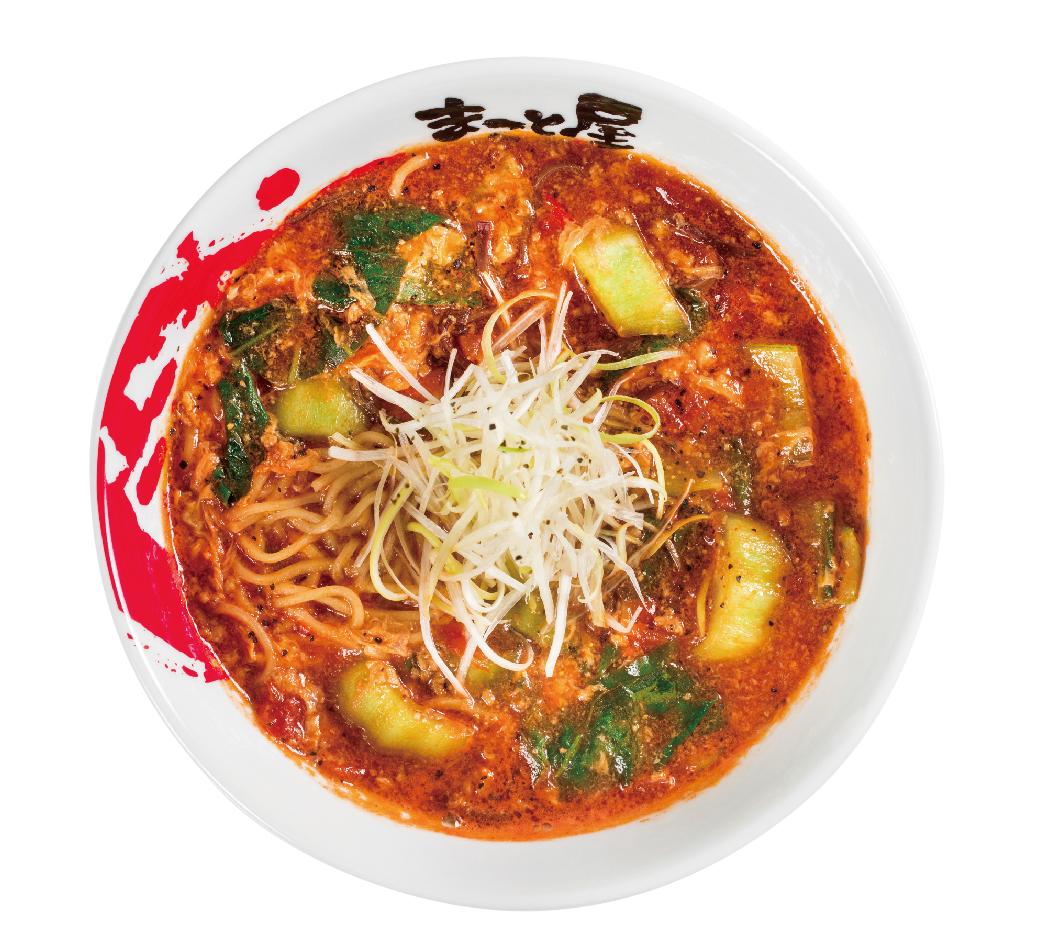 トマト酸辣湯麺<春季限定>